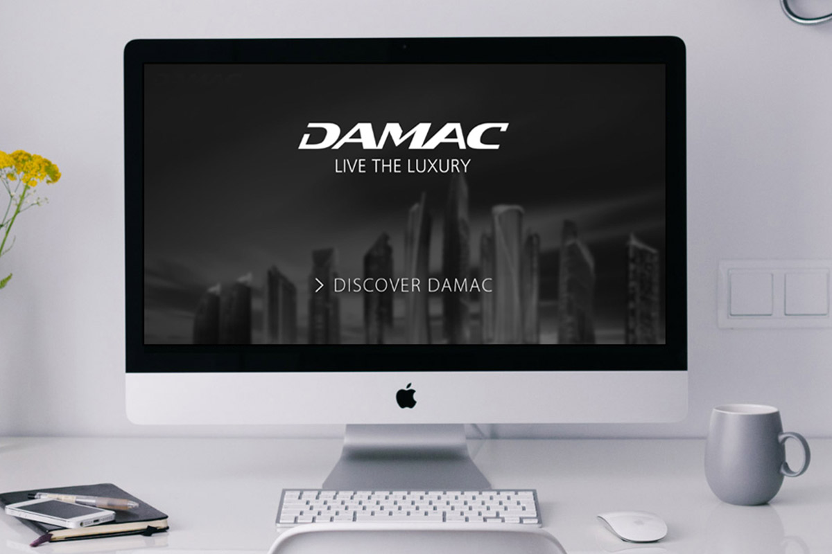 DAMAC Interactive catalog