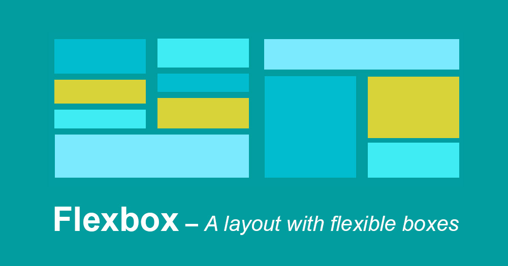 Flexbox – A layout with flexible boxes