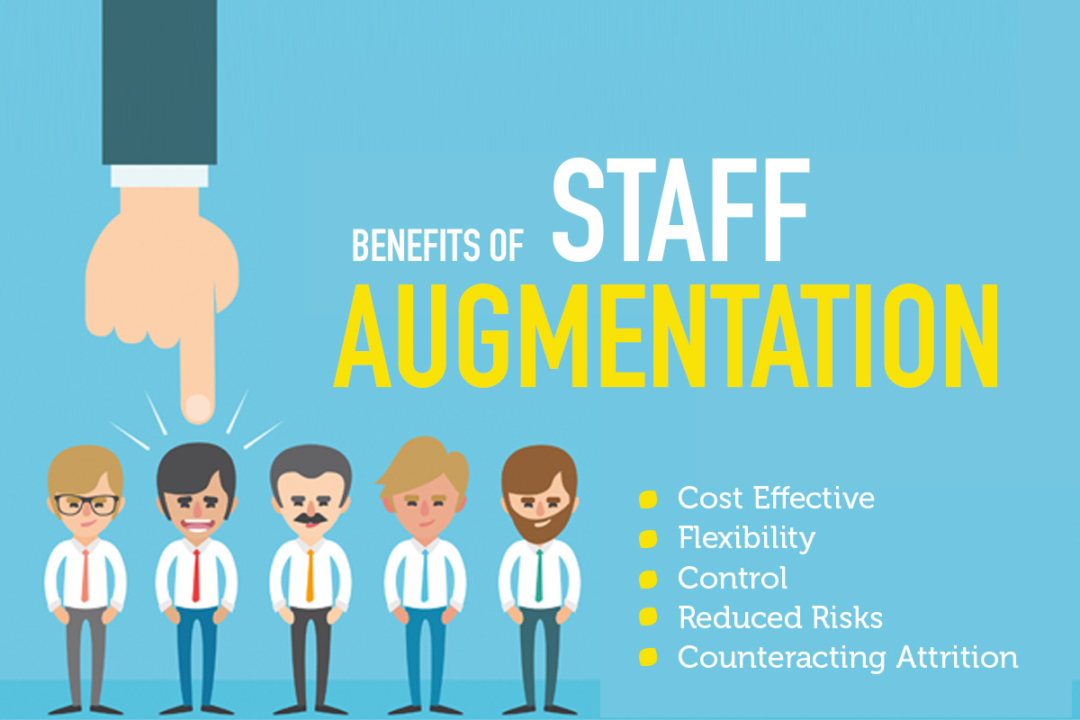 Why your IT company should opt for Staff Augmentation?